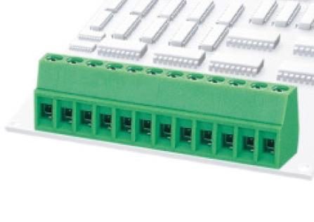 螺钉pcb板接线端子